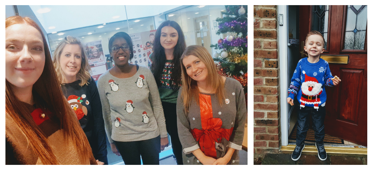Christmas Jumper Day at Radtac - Chatham team collage.png