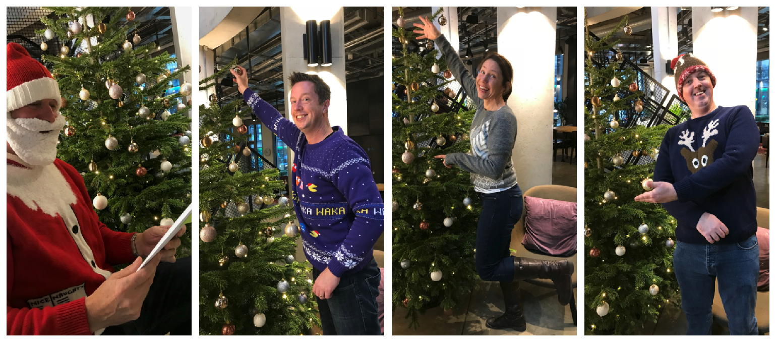 Radtac London Christmas Jumper Day collage.png